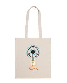 Gay slang: fog (valencia, swedish) bag.