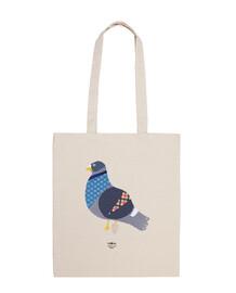 Gay slang: lame pigeon (spain) bag.