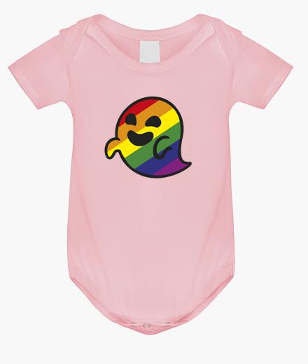 Ropa infantil GAYSPER Body bebé, rosa claro