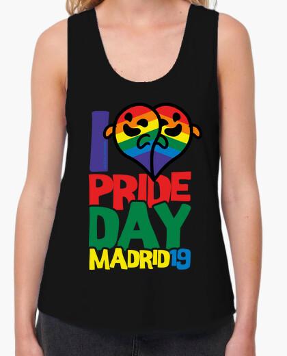 T-shirt gaysper i amoree pride day mad RID 2019
