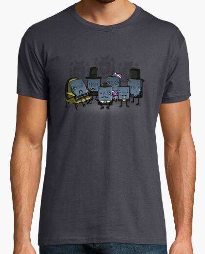 Tee-shirt gaz nobles