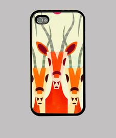 gazelle graphique