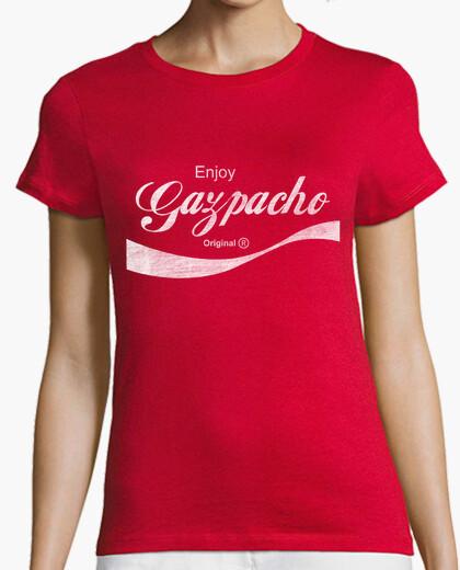 Tee-shirt gazpacho