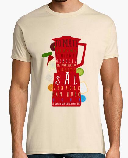 Camiseta Gazpacho Almodovar