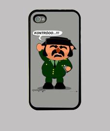 GC KONTROOO Funda iPhone 4