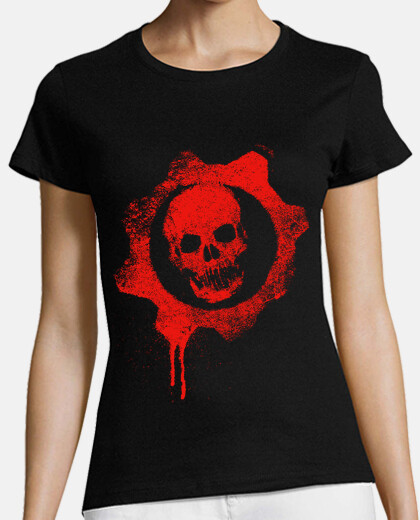 Gears of Wars (logo rojo)