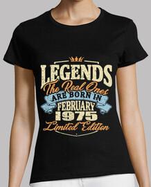 Geboren im Februar 1975