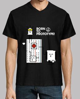 geboren zum Prototyp
