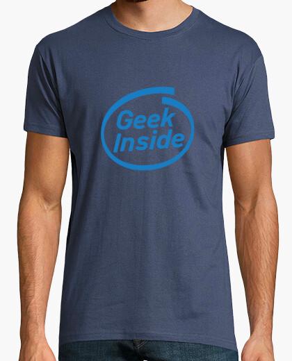 Tee-shirt geek à l39intérieur