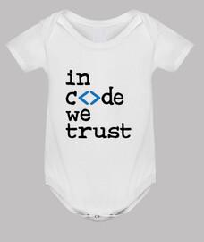 geek baby body