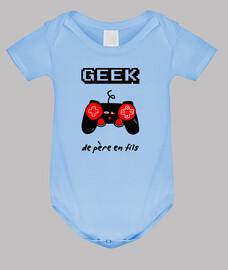 geek da padre in figlio