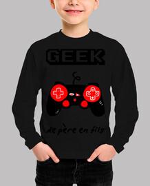 geek de padre a hijo