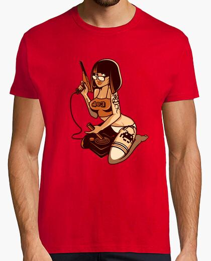 Tee-shirt Geek girl