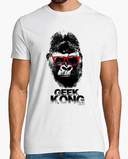 Camiseta Geek Kong