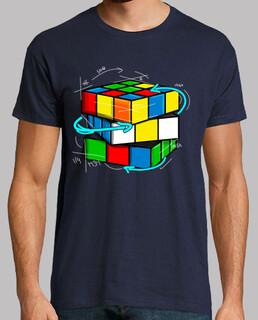 geek matematico rubik