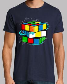 geek mathematician rubik