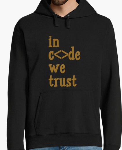 Geek sweatshirt hoody