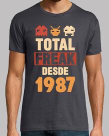 geek totale dal 1987, 32 anni