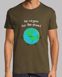 gehen vegan für den planeten