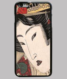 geisha faccia