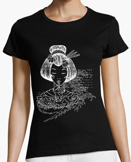 Camiseta Geisha Okamisama