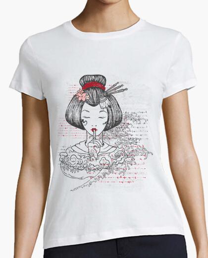 Camiseta Geisha Okamisama 2