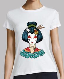 Geisha Okamisama Color 1