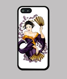 geisha téléphone