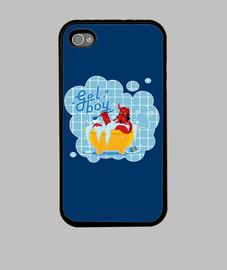 Cover iPhone XS Max ti amo come la trota di tucho Le migliori