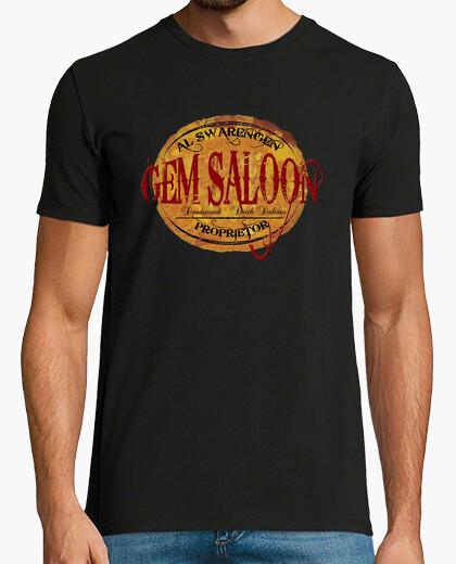Camiseta Gem Saloon, Deadwood.