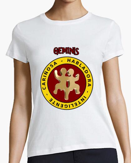Camiseta Geminis