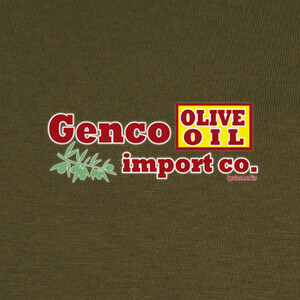 Camisetas GENCO OLIVE OIL