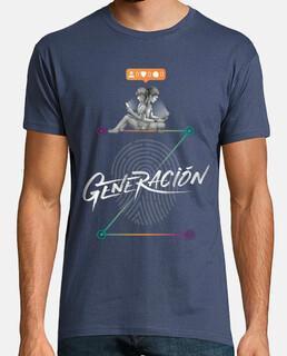 Generación Z - Camiseta H
