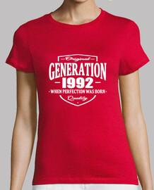 génération 1992