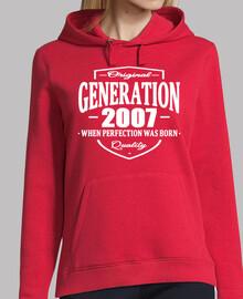 génération 2007