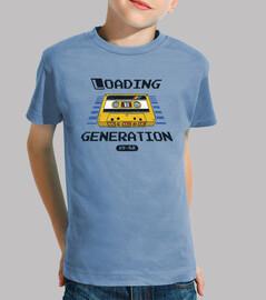 génération de chargement