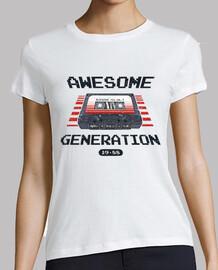 génération étonnante
