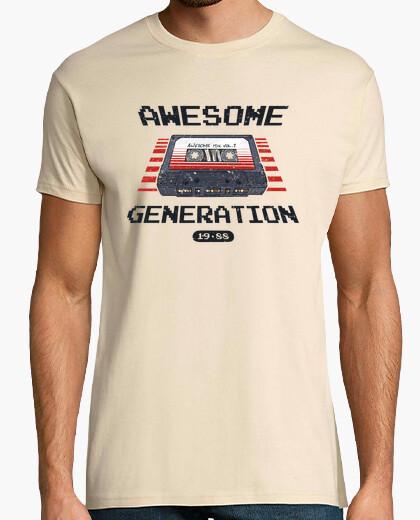 Tee-shirt Génération incroyable