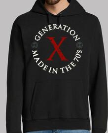 génération x fait dans les années 70