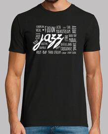 generi jazz t-shirt