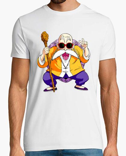 Tee-shirt geni tortue mutenroshi