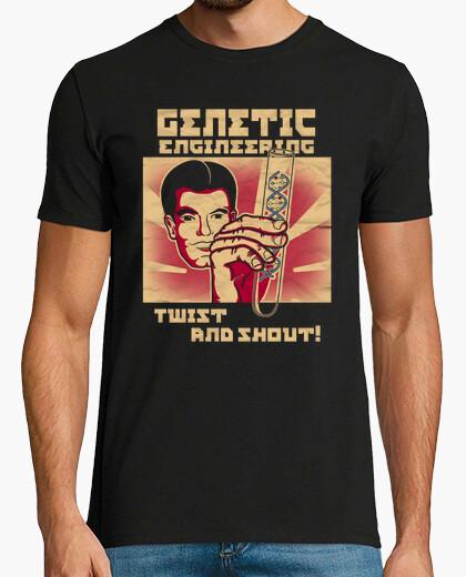 Tee-shirt génie génétique