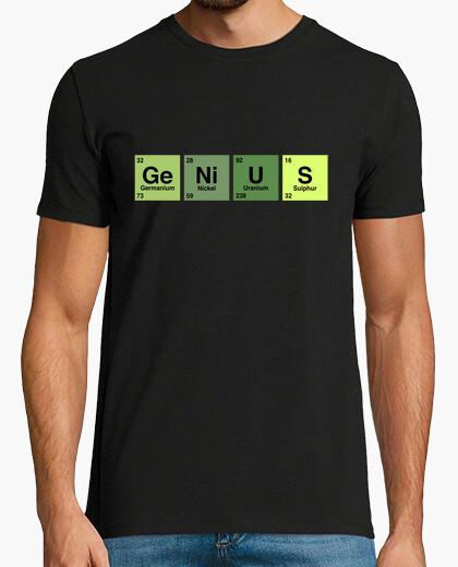 Camiseta Genius