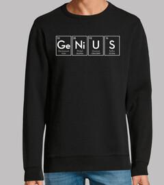 GeNiUS (white)