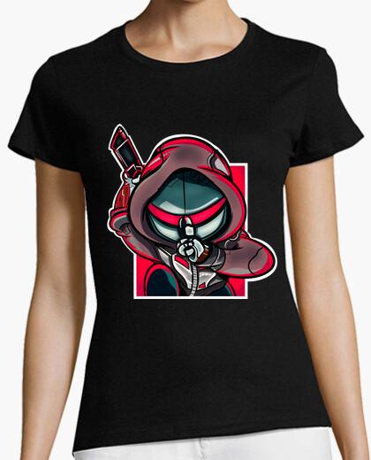Camiseta Genji rojo
