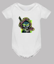 Genji verde