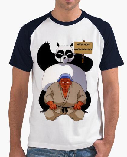 Camiseta Genma indignado