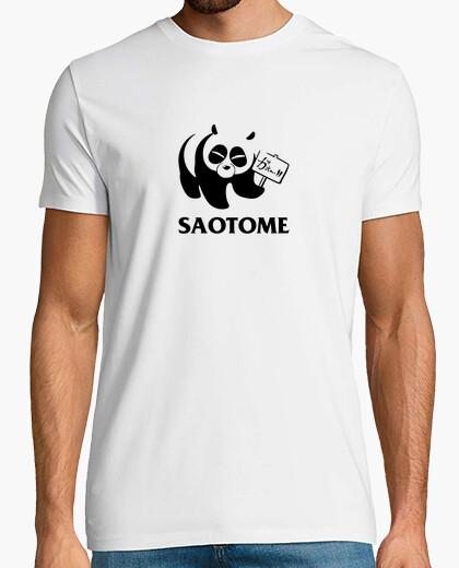 Genma saotome t-shirt