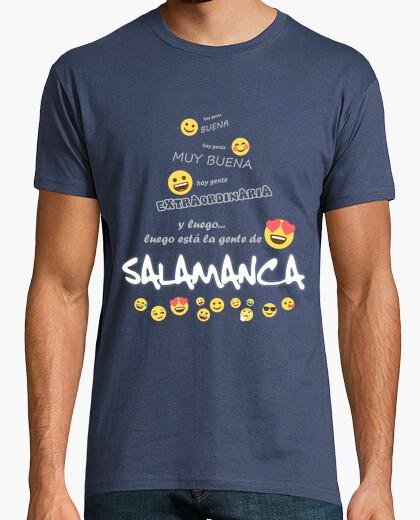 Camiseta Gente de Salamanca Emoji CS1