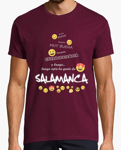 Camiseta Gente de Salamanca Emoji CS2